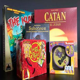 juegos de mesa más vendidos
