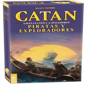 Catan : piratas y exploradores ( expansión)