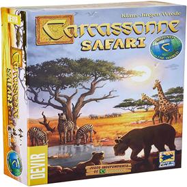 Caracassonne : Safari