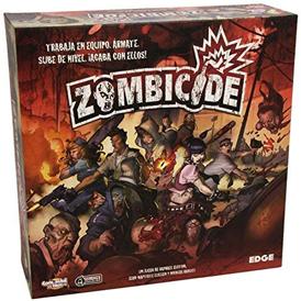 juego de mesa cooperativo zombicide