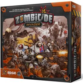 juego de mesa cooperativo zombicide invader