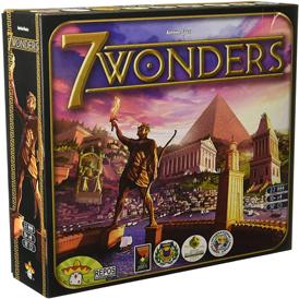 juego de mesa 7wonders