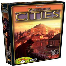 juego 7wonders cities