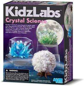 Juegos de experimentos cristales