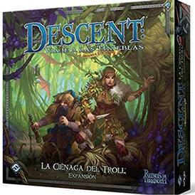 Descent: viaje a las tinieblas - La ciénaga del troll; Expansión