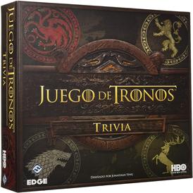 juego de mesa cooperativo juego de tronos trivia