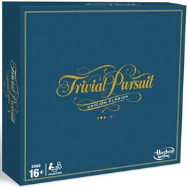 juego de mesa retro trivia pursuit edicion clasica