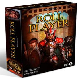 juego de caja de rol roll player