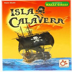 juego de mesa isla calavera