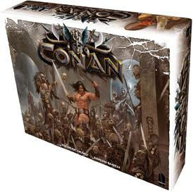 juego de mesa de rol Conan