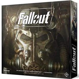 juego de tablero de rol Fallout