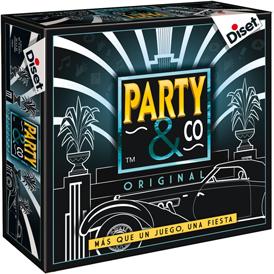 Juego de mesa para fiestas party & Co