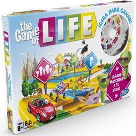 juego de mesa the game of life para niños
