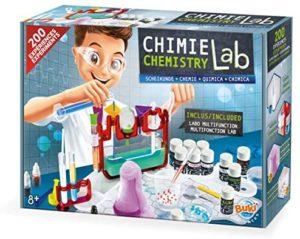 Juegos de experimentos de química