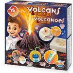 Juegos de experimentos volcán
