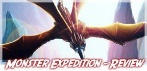 Monster Expedition - Revisión del juego de dados »Juegos de mesa de aventuras
