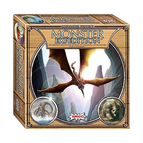 Monster Expedition - Revisión del juego de dados