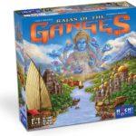 Review Rajas del Ganges: los encantadores de dados